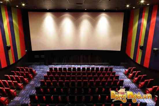 Những điều thú vị trong rạp chiếu phim