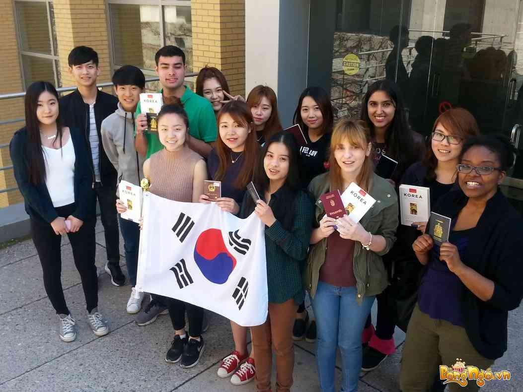 Du học nghề Hàn Quốc là lựa chọn của nhiều người