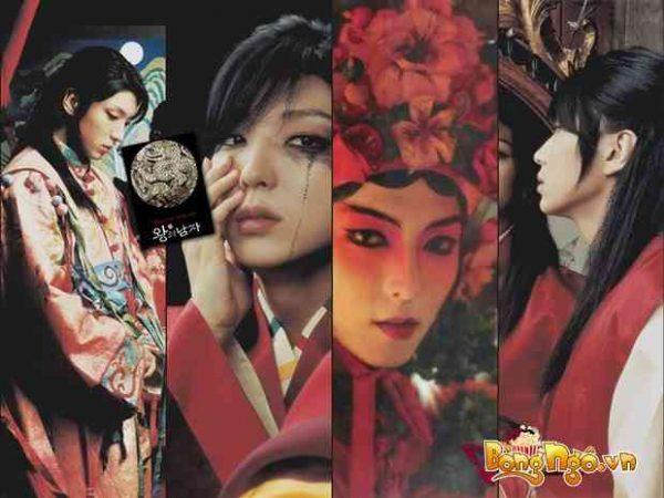 Nhà vua và chàng hề là tác phẩm lấy cảm hứng từ vở kịch nổi tiếng với bối cảnh Josen