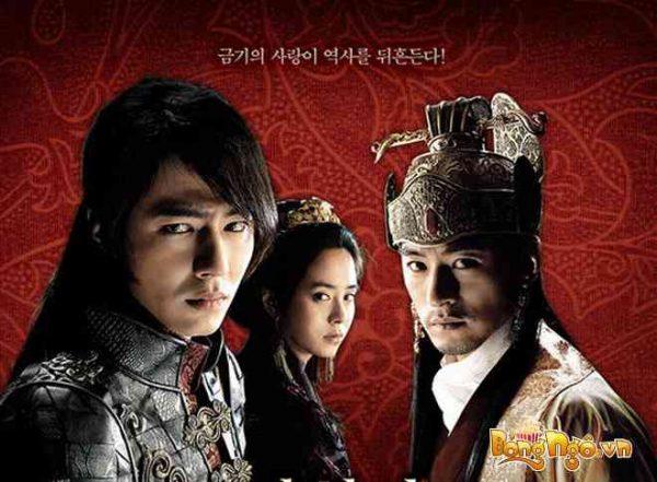 Song Hoa Điếm dựa trên câu chuyện có thật trong lịch sử Triều Tiên