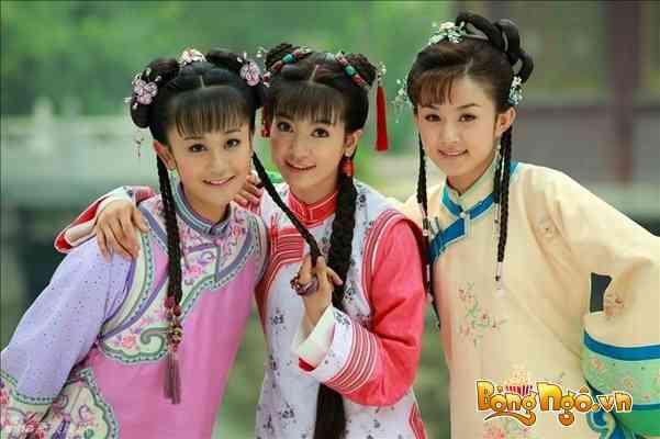 Tân Hoàn Châu Cách Cách bộ phim cổ trang của Triệu Lệ Dĩnh được nhiều khán giả yêu thích