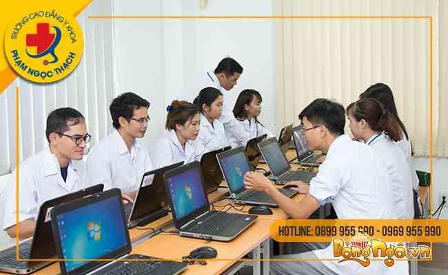 Mã trường Cao đẳng Y Khoa Phạm Ngọc Thạch năm 2021