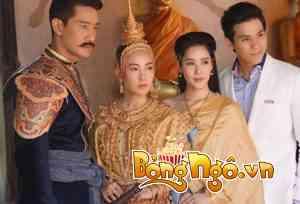 Bộ phim cổ trang Thái Lan Mối Hận Truyền Kiếp