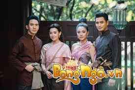 Phim cổ trang Thái Lan Ngược Dòng Thời Gian Để Yêu Anh